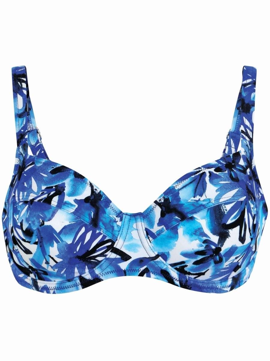 Felina Bikini Top mit Bügel 5256284 Riviera Flower navy flower